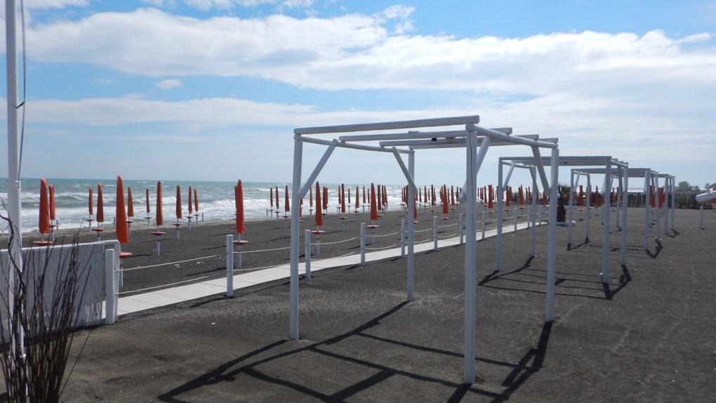 Lido Baywatch - spiaggia