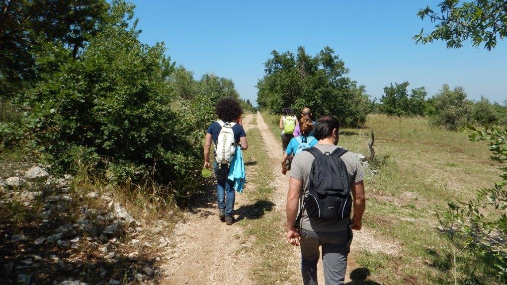 Trekking in Alta Murgia 3