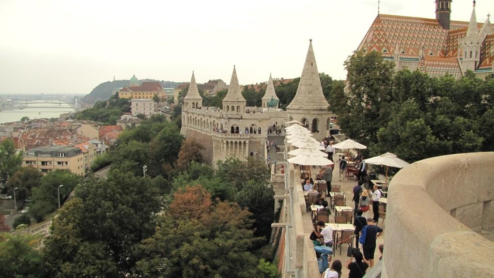 Bastione dei Pescatori Budapest