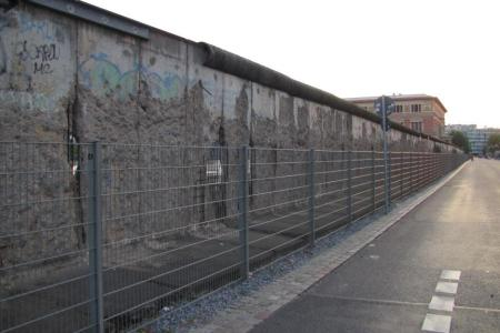 Muro di Berlino 4
