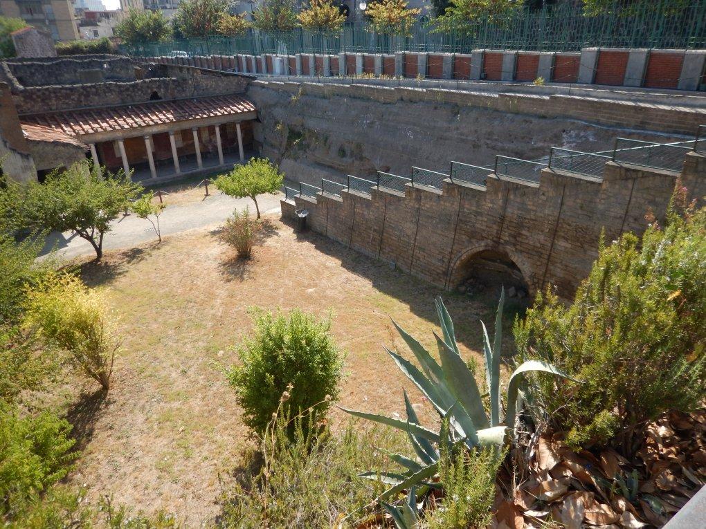 Villa di Poppea Oplontis 2