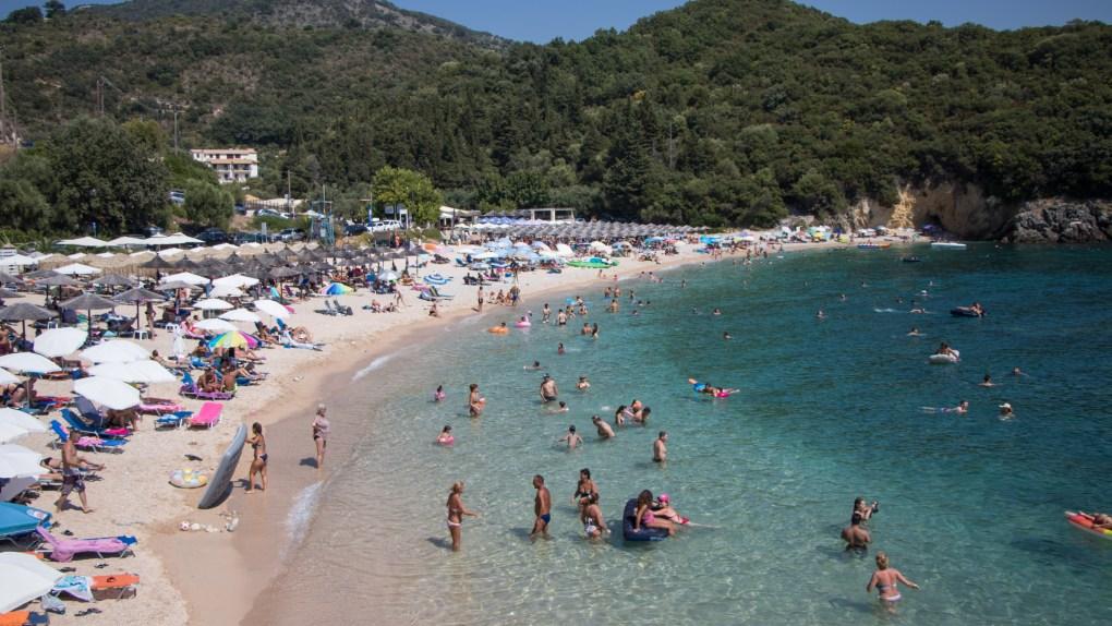 Spiaggia Mega Ammos