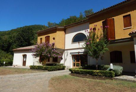 Hotel Borgo Villa Maria ai laghi di Monticchio