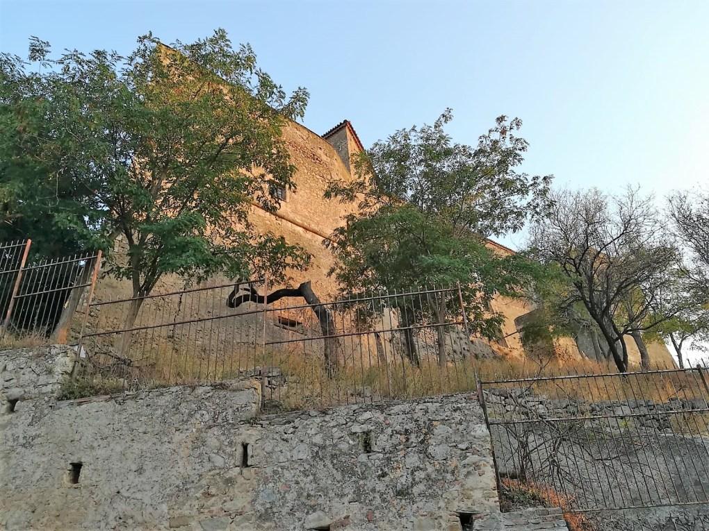 Centro storico Calopezzati