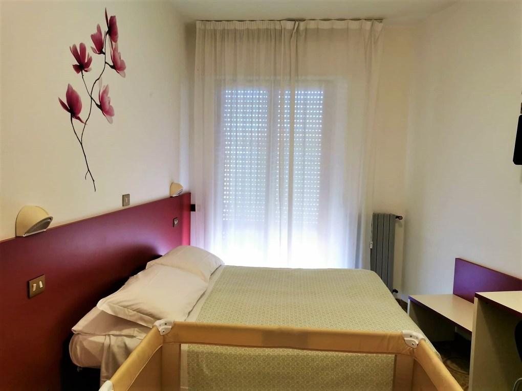Eco Hotel Edy stanze