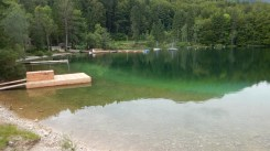 Lago Bohinj 6