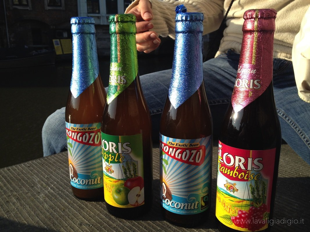 weekend in belgio birra