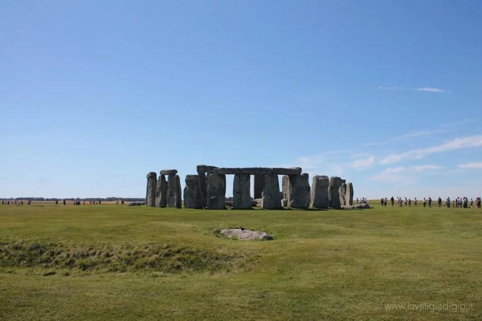 inghilterra del sud itinerario stonehenge