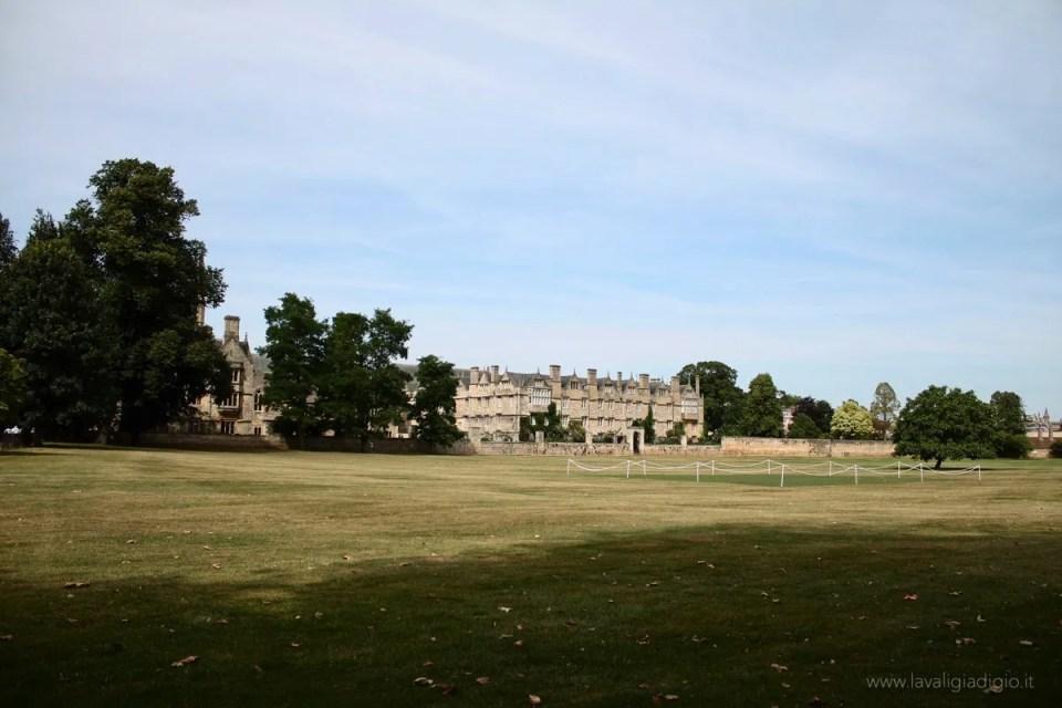 i luoghi di Tolkien ad Oxford college m
