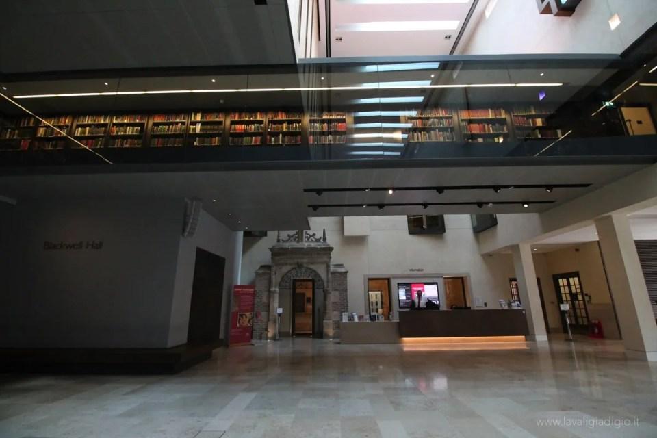 i luoghi di Tolkien ad Oxford libreria
