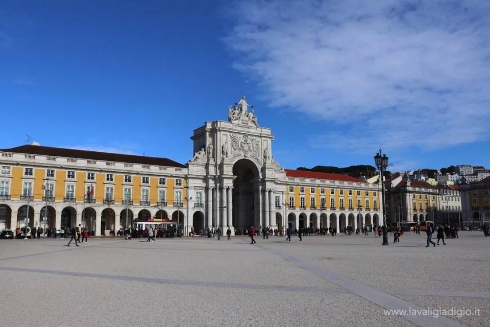 cosa vedere a Lisbona in tre giorni  parca do comercio