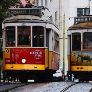 cosa vedere a Lisbona in tre giorni tram