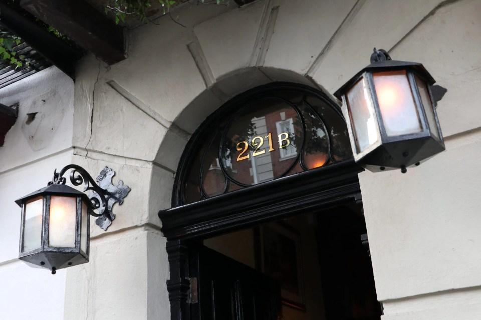 ambientazioni film disney Londra