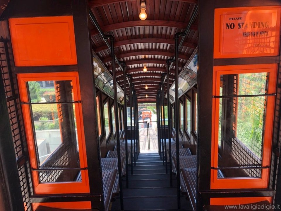 Los Angeles low cost - angels flight