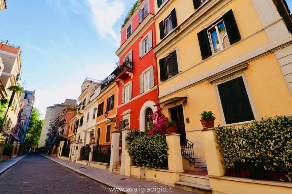piccola Londra a roma nel Quartiere Flaminio _ lavaligiadigio _ colori