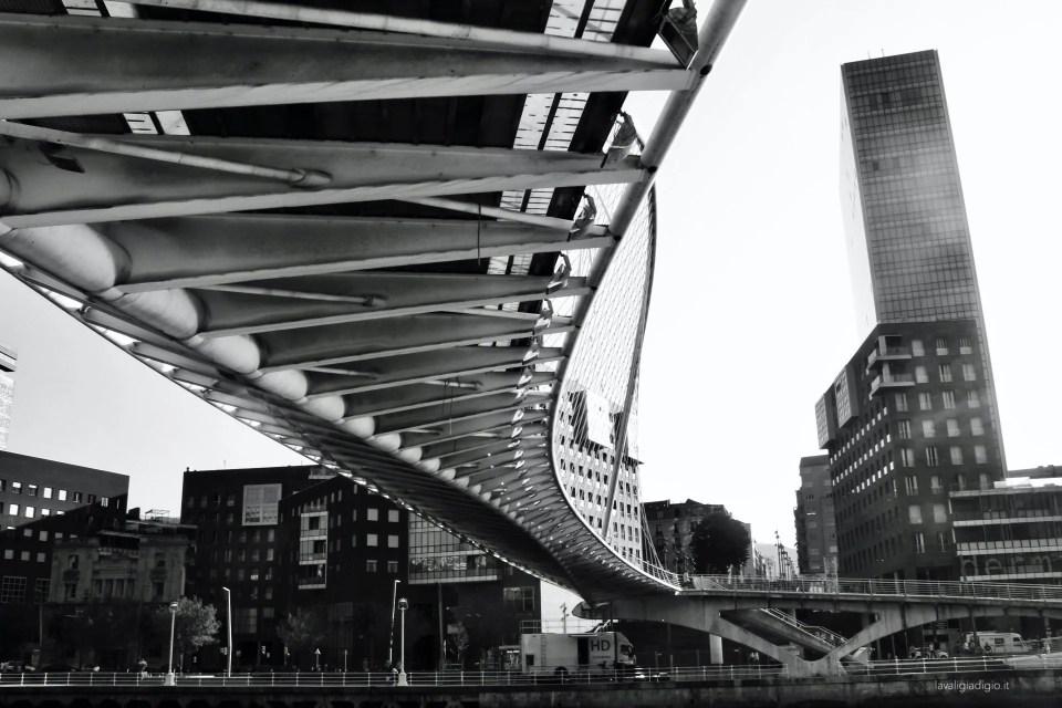 cosa vedere a bilbao - ponte