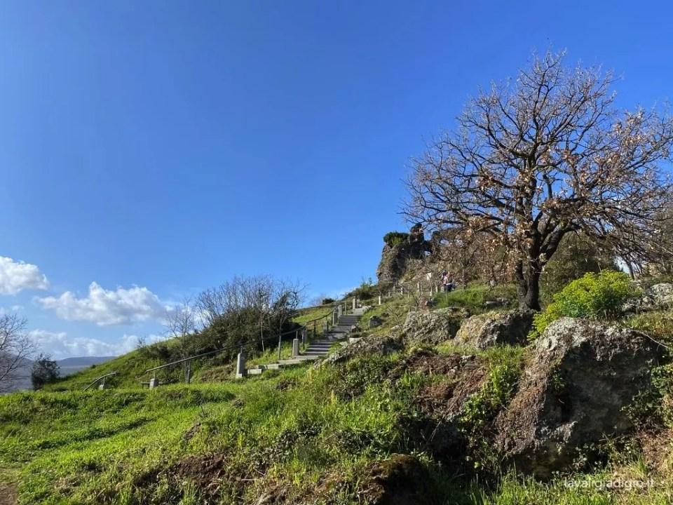 visitare Trevignano Romano