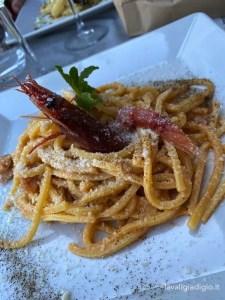 mangiare a Trevignano Romano luca's aperitive