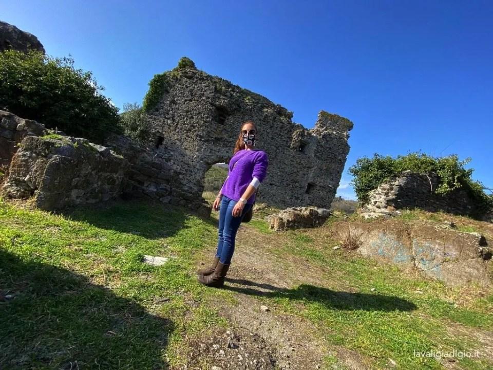 visitare Trevignano Romano rocca Orsini