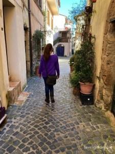 visitare Trevignano Romano scorcio