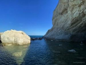 spiagge riviera del Conero grotta urbani