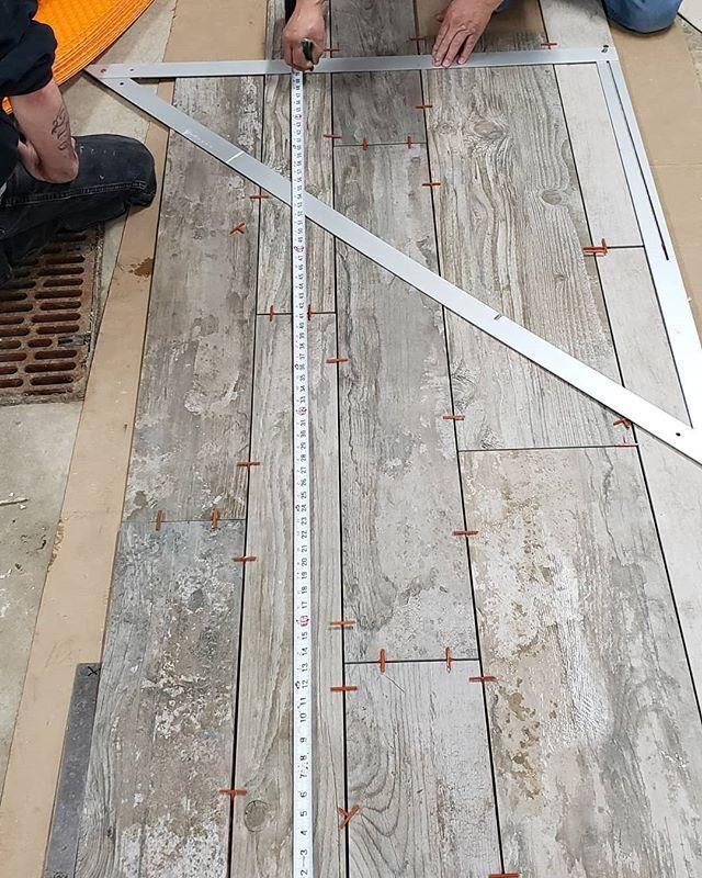 Absolutely #nofilter  #flooring #homedesign #tileshower #tile