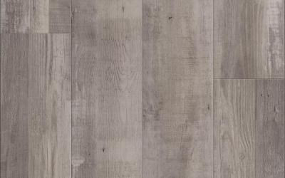Cali Vinyl Mute Step Gray Ash Waterproof Flooring