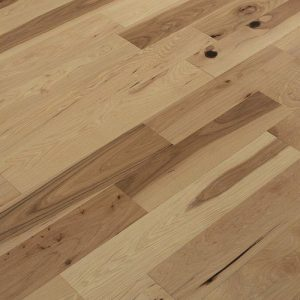 Hardwood is different from laminate or vinyl plank.