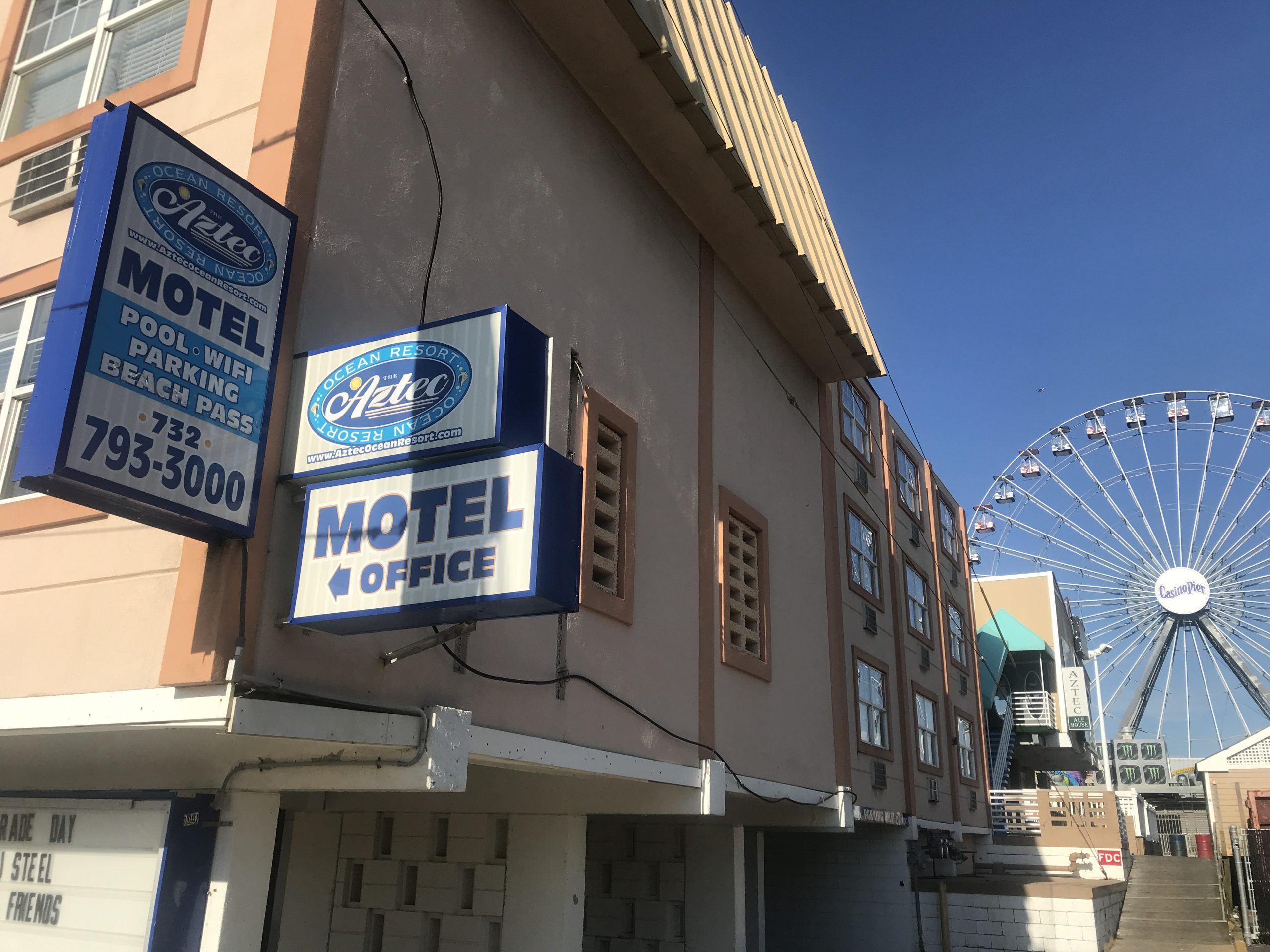 Seaside Heights To Let Motels Rent 100 Percent Of Rooms If