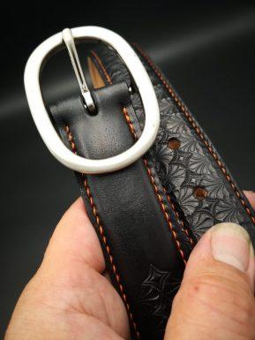 ceinture cuir femme