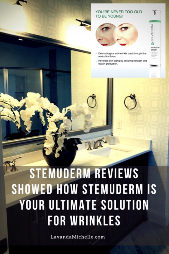 Stemuderm Reviews Showed How Stemuderm Is Your Ultimate Solution For