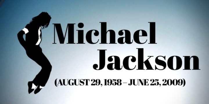Remembering Michael Jackson