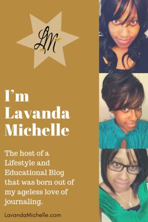 I'm Lavanda Michelle