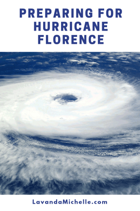 PREPARING FOR HURRICANE FLORENCE