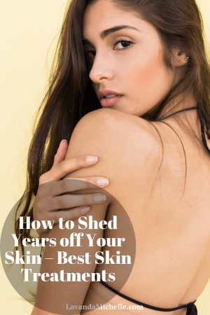 How to Shed Years off Your Skin