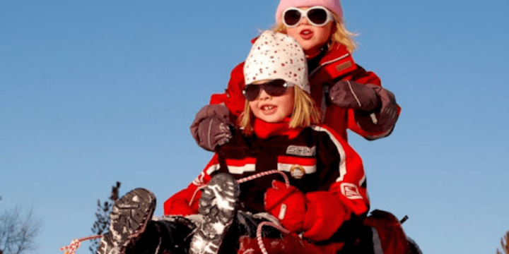 4 Reasons to Get Outside During the Winter Months