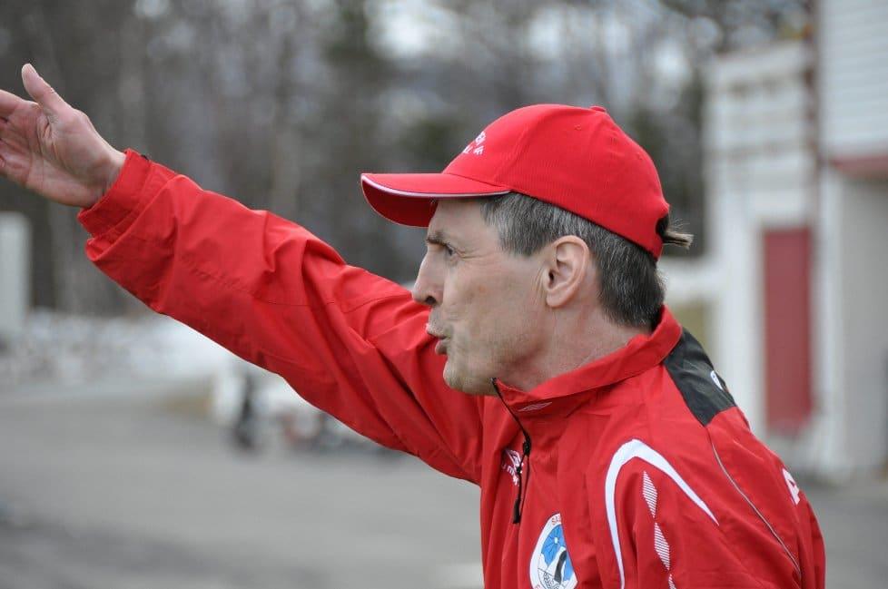 Odd Lomås gjør comeback som trener og er blitt hovedtrener for Lavangen IF. Foto: Knut Solnes