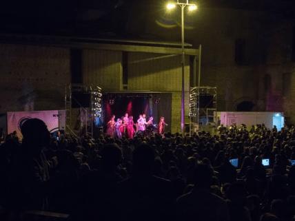 Lavapiés Diverso 2015   Concierto Plaza de Agustín Lara   14/11/2015   Público   3   Foto Paula Díaz/PqHdM