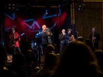 Lavapiés Diverso 2015   Concierto Plaza de Agustín Lara   14/11/2015   SBM Blues Band   1   Foto Paula Díaz/PqHdM
