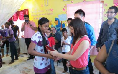 Paying It Forward – Children's Home Christmas Visit