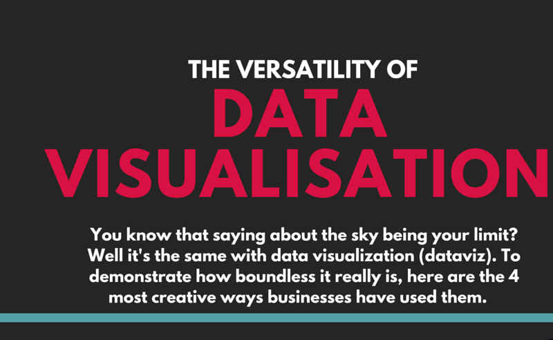 The Versatility of Data Visualization