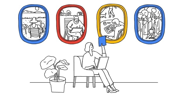 Google's Got A New Name, Look & Feel