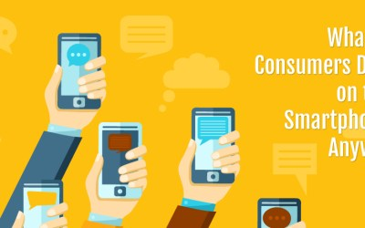 What are Consumers Doing on their Smartphones, Anyway?