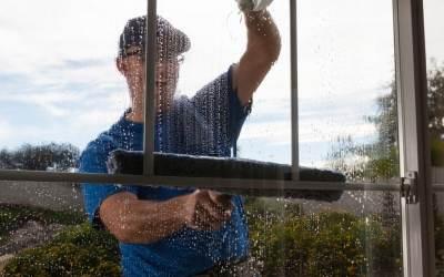 Le meilleur moment de l'année pour laver les vitres