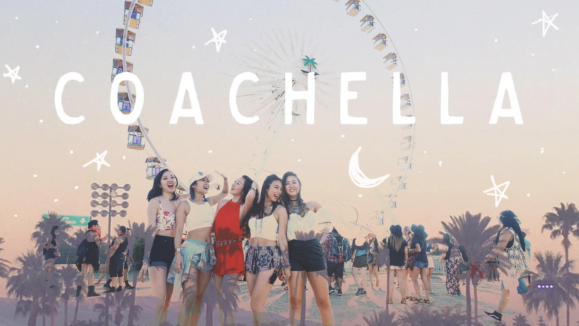 Coachella vlog