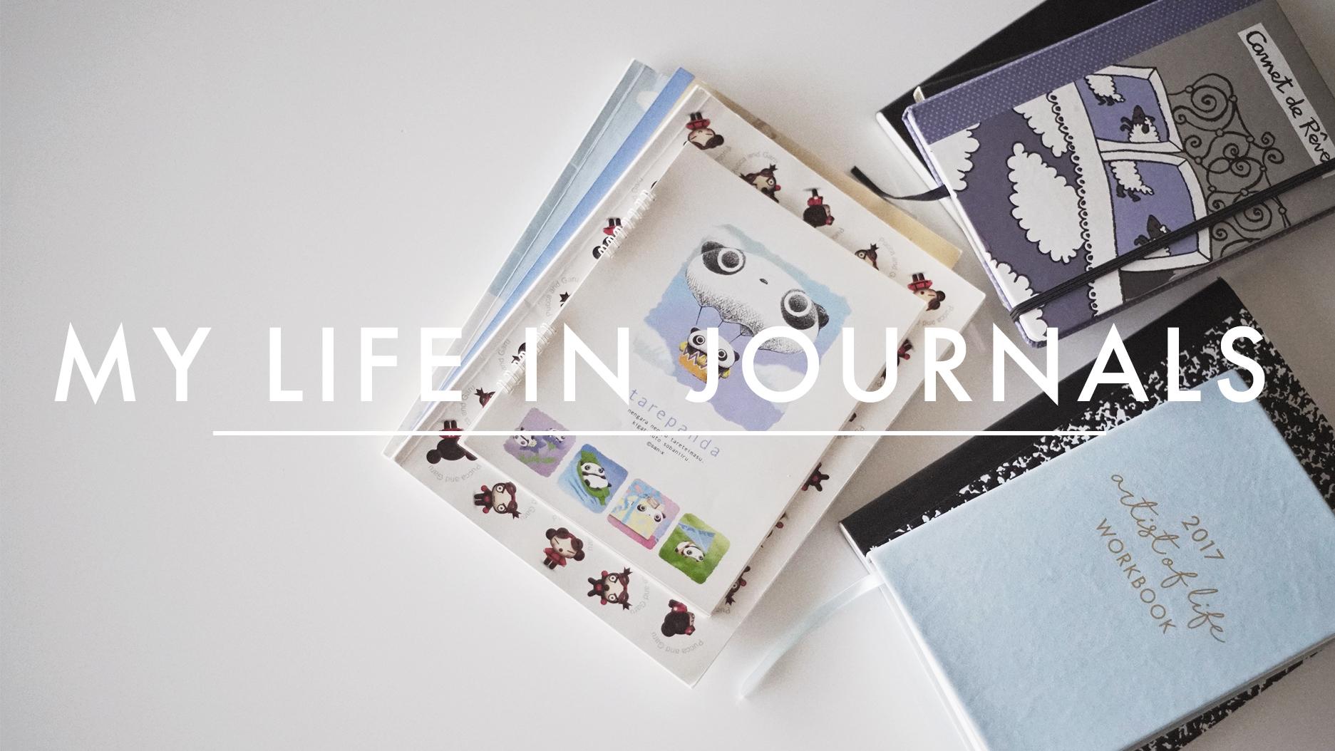 journals lavendaire