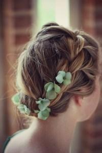 Bridal Hair Inspiration. Plaits | Lavender & Lace