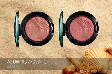 alluring aquatic blushes
