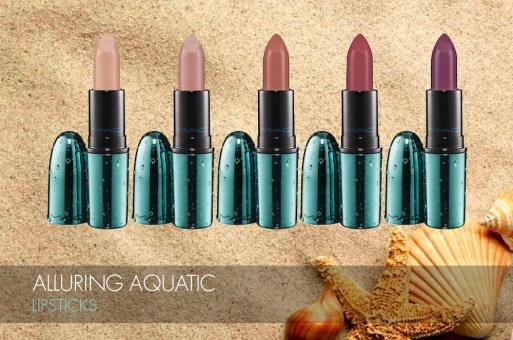 alluring aquatic lipsticks