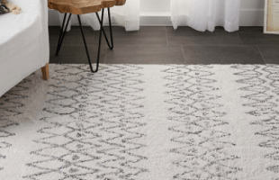 Simons Drawn Diamonds Rug